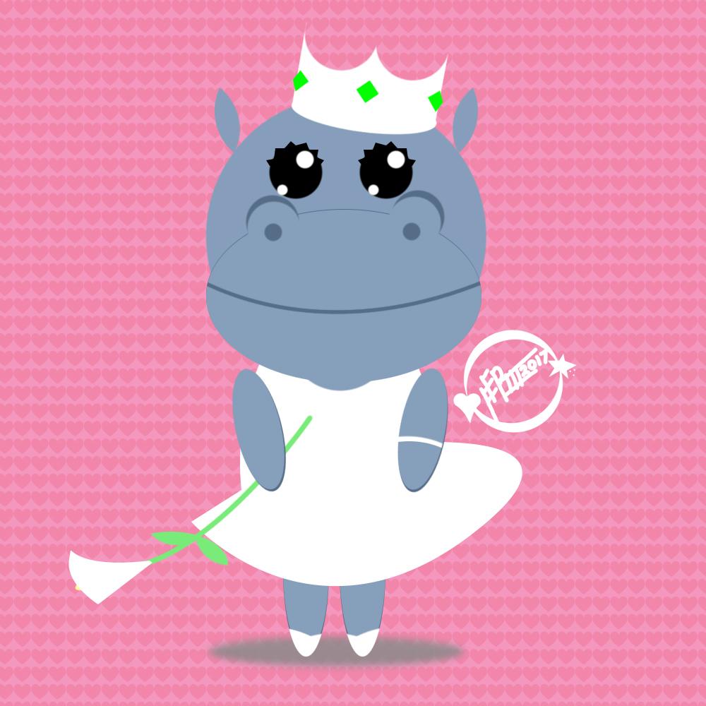 Queen Hippo