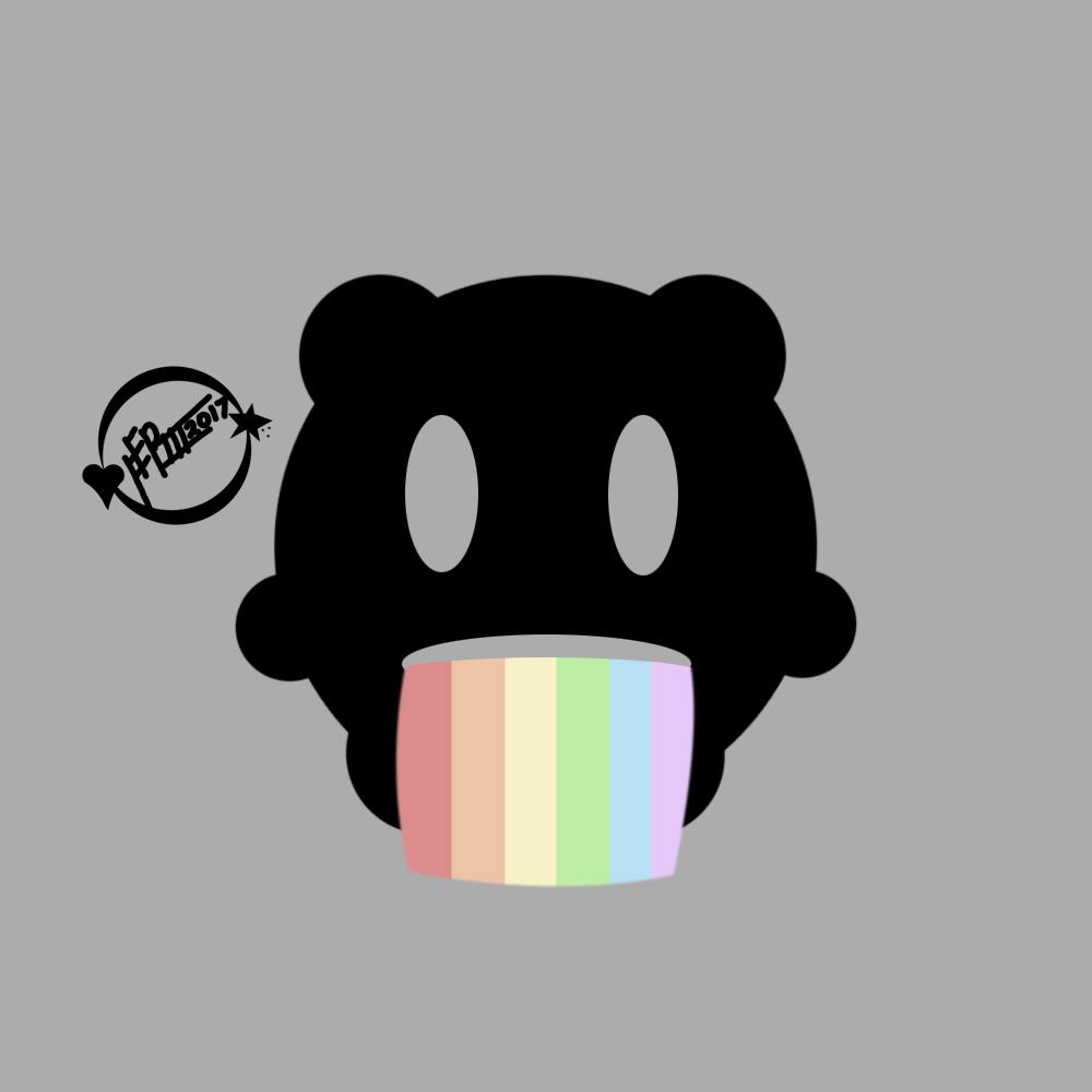 Rainbow Blah